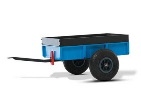 BERG Steel Trailer XL